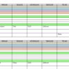 Bi-Weekly Menu Planning